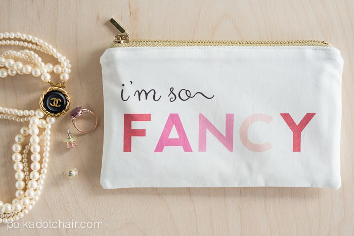 I'm So Fancy Clutch by Polka Dot Chair | Featured on The TomKat Studio