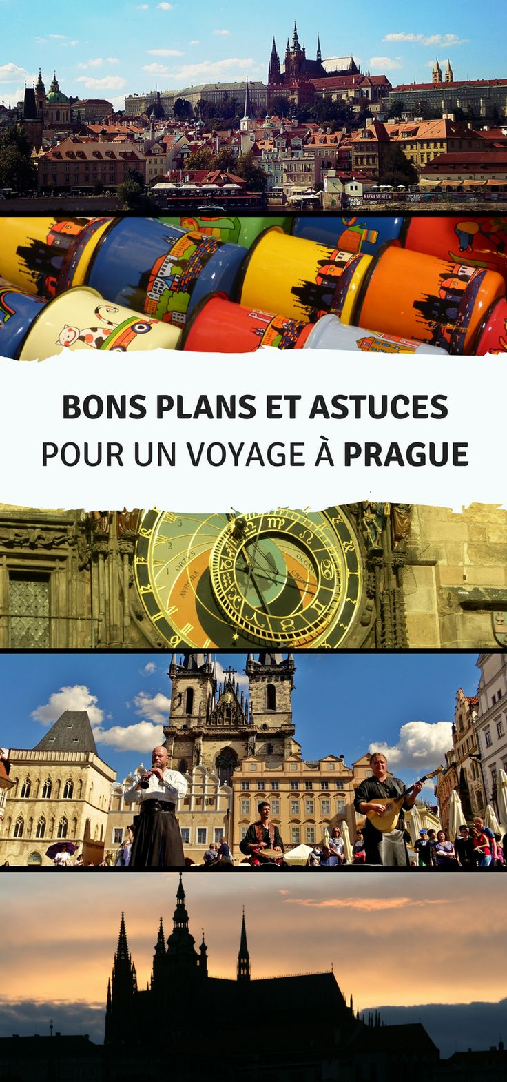 Comment bien aborder son voyage à Prague ? Que visiter et comment s'organiser ? Nous vous donnons nos conseils. #Prague #Tchéquie #républiquetchèque