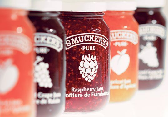 Smucker's Jam by Michael Dibblee