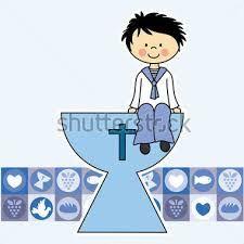 Resultado de imagen para niño en su primera comunion png