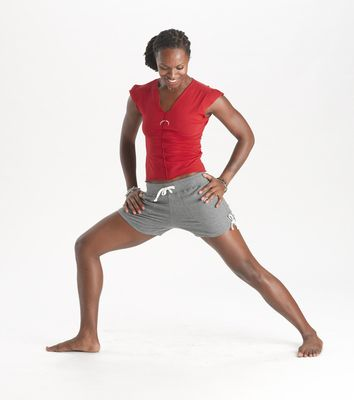 Christie yoga short - Smoke Heather - $79.95 - For those of you who have a pair of our Christie pants in your cupboard, well you won't need convincing to try our Christie yoga short. Featuring the same wide waistband and perfectly placed pockets, sassy side ties add style to the hemline.   #fireandshine #yoga #organic #fashion #ethical #hyde