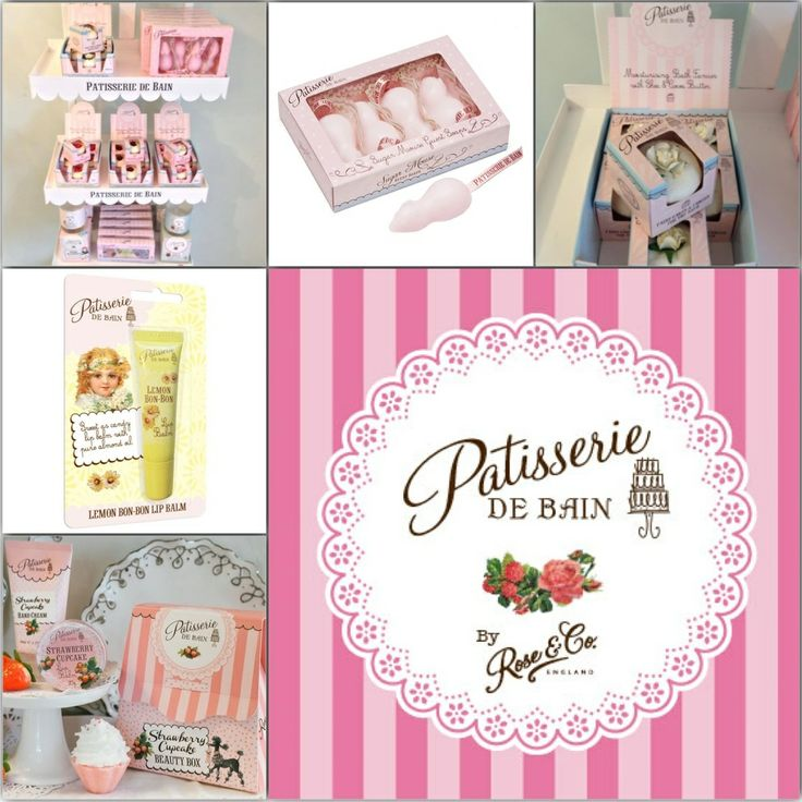 Our Patisserie De Bain products make the perfect gift!