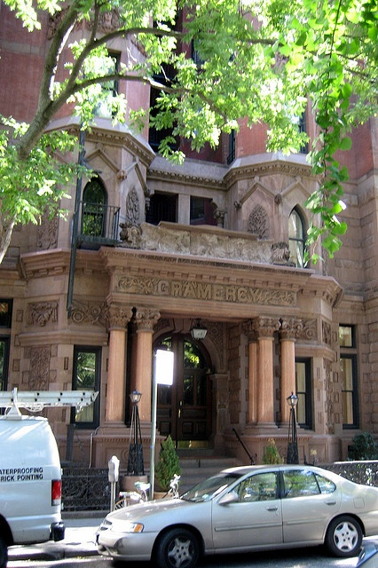 34 Gramercy Park East , NYC