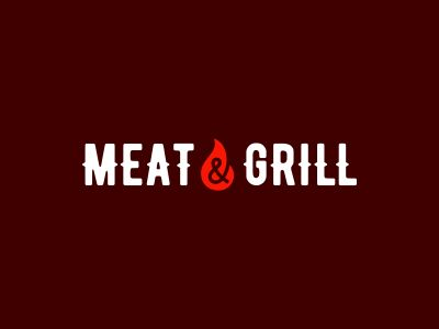 Meat   grill logo edit