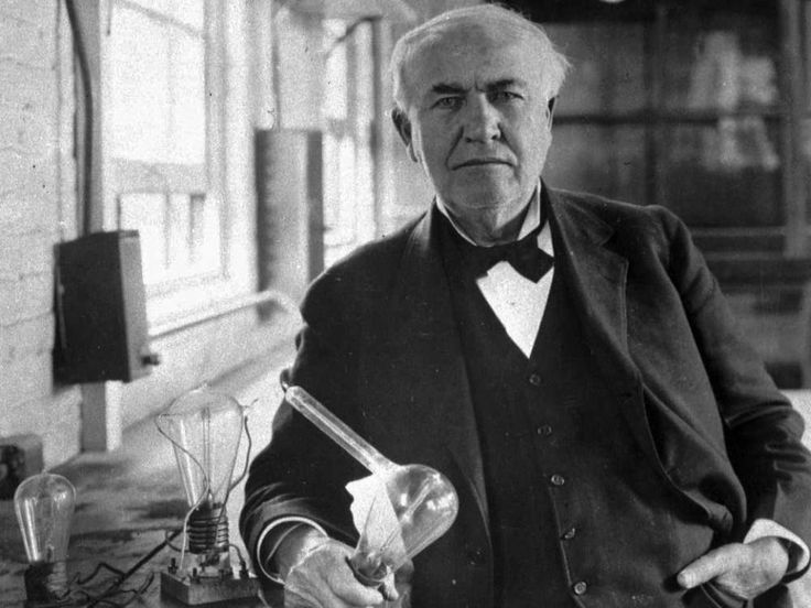 Thomas Edison S Reaction To His Factory Burning Down Shows Why He Was So Successful Thomas Edison History Photos History
