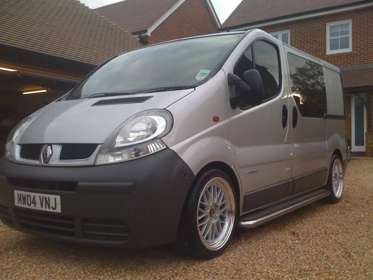 Renault Trafic Painting Job Car Symbols Dod 225 Vka Cars