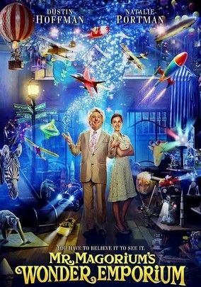 "Mr. Magorium's Wonder Emporium-""Life is an occasion-rise to it!"" One of my favorite movies"