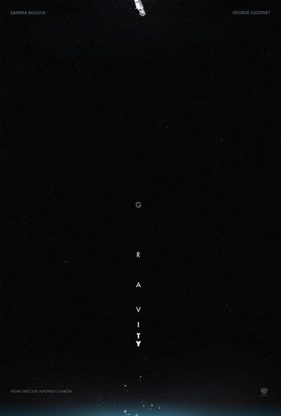 Gravity (2013) - 10/11/13 @ Hampshire Cinemark, with Hollywood Cinema class