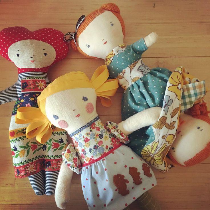 wee wonderfuls soft toys patterns