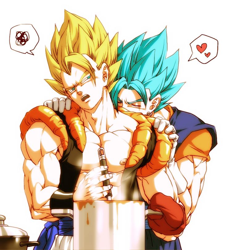 108 best Vegetto x Gogeta images on Pinterest | Dragon ...