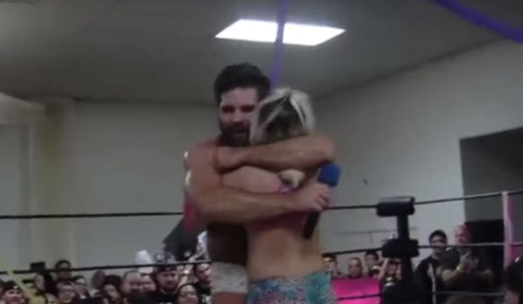 WATCH: Candice LeRae's emotional goodbye to independent wrestling as she heads to WWE