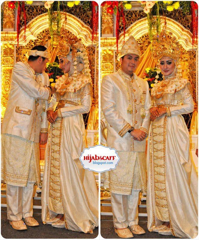 Dian Pelangi's Wedding | Hijab Scarf