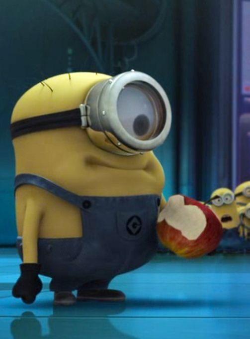Les 109 meilleures images du tableau team minion sur pinterest des citations des minions - Minion amoureux ...