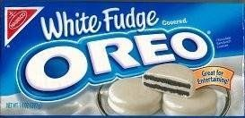 I'm learning all about Oreo White Fudge at @Influenster!