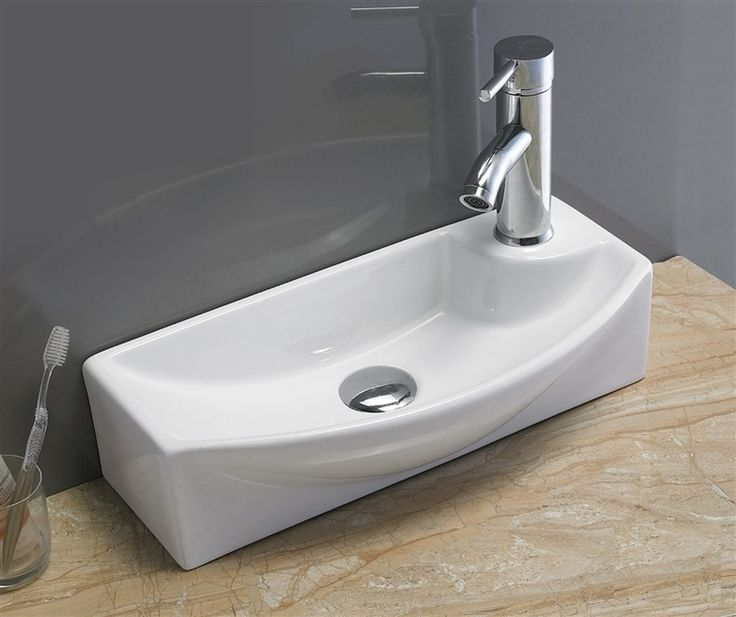 16 best ceramic counter top basin ideas images on pinterest