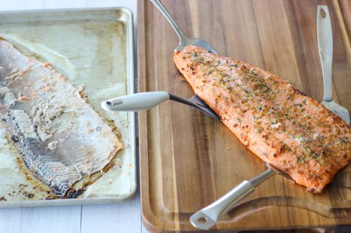 If you're on the lookout for an impressive holiday dish that can take center stage, I have good news for you, your search is over! Thisextraordinaryseafood dish is so gorgeous. Anytime you serve a whole side fillet of fish, it demands attention:). It couldn't be any easier to make either. I've made this trout when...Read More »