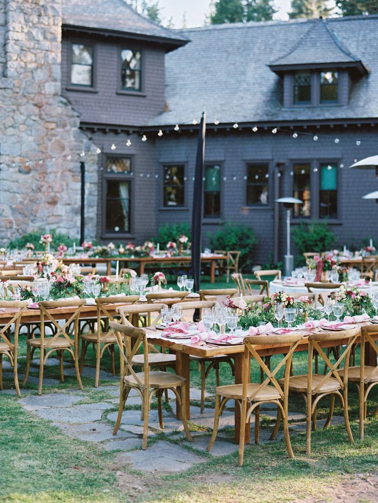 25 Best Ideas About Rectangle Wedding Tables On Pinterest