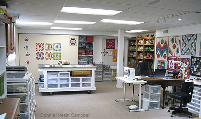 There is nothing better than a new quilt studio….especially if it is twice as big as your old one! I recently did a guest post for AccuQuilt and shared my quilt studio, when this goes live I'll share the link. I also did a post with lots of photos of my quilt studio that will...Read More »