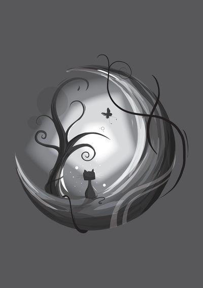 Na companhia da lua...