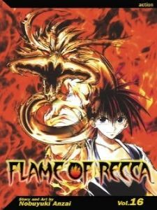 Flame Of Recca Manga - Read Flame Of Recca Online