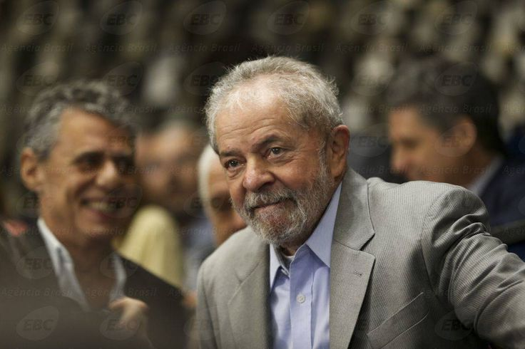 """LULA: """"Comandante Máximo da Lava Jato"""", diz MPF - http://po.st/eh7Ezv  #Destaques -"""