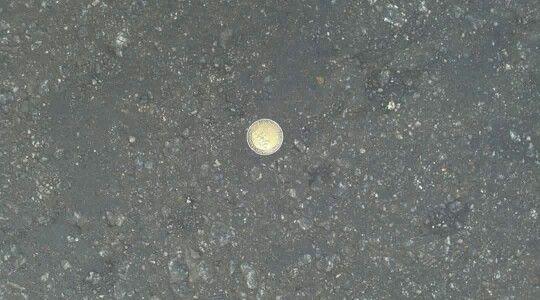 Moneda de 1 peso ov lagos y san lorenzo