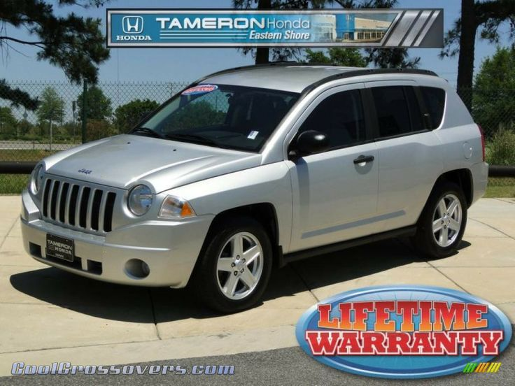 2007 jeep compass bright silver 2007 jeep compass sport. Black Bedroom Furniture Sets. Home Design Ideas