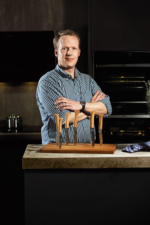 Conoce a uno de las protagonistas de nuestros 6 cocineros con personalidad propia: Malte, cazador, restaurador y apasionado de la cocina.
