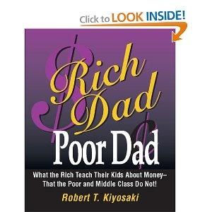 Rich Dad, Poor Dad - Robert Kiyosaki