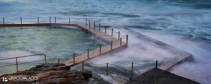 South Curl Curl rock pool