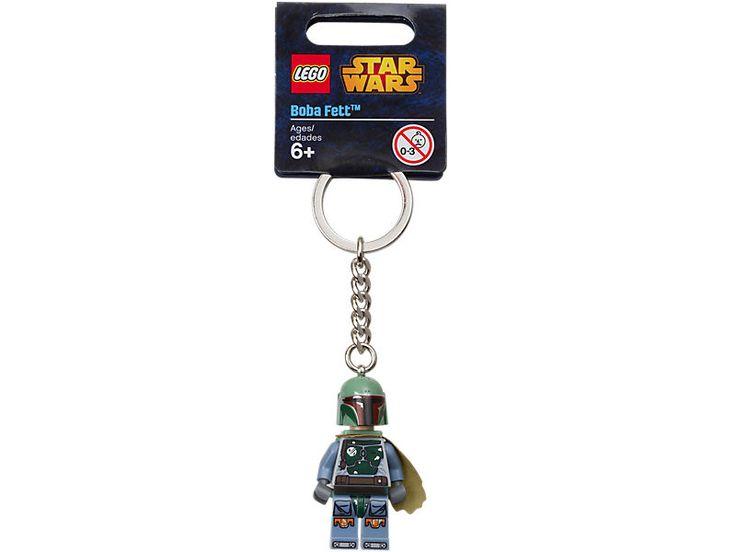 LEGO® Star Wars™ Boba Fett™ Schlüsselanhänger