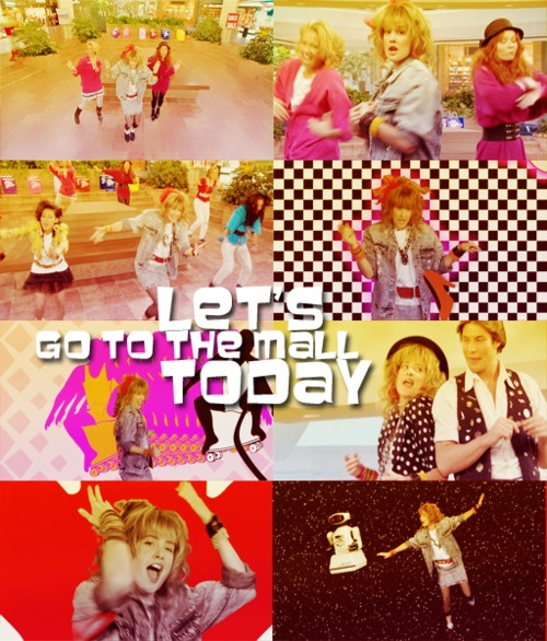 Robin Sparkles- Let's Go to the Mall    HIMYM