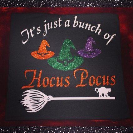 Disney's Hocus Pocus inspired GLITTER by FlawlessDesigns22 on Etsy