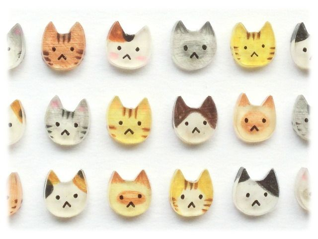 Cat Earrings                                                                                                                                                      More