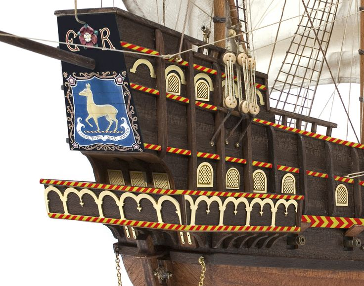 Golden Hind. technic@occre.com  Technical support service