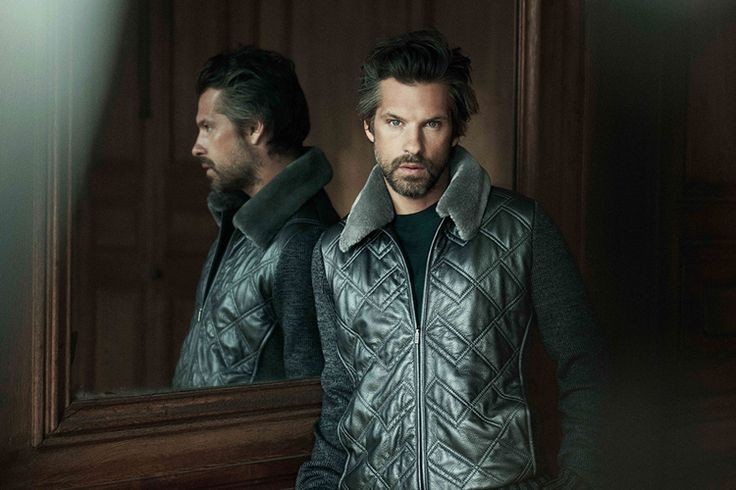 Zilli Campaign Features Fall Leathers and Famous Artists