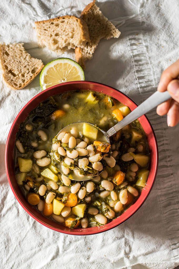 Best 25+ Tuscan Bean Soup ideas on Pinterest | Bean soup ...