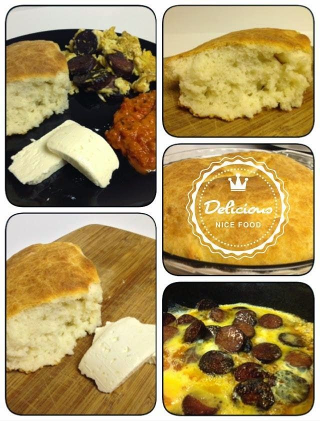 Besa's Albanian Recipes!: LITTLE BISCUIT BREAD / BUKË POGAÇE E VOGËL                                                                                                                                                                                 More
