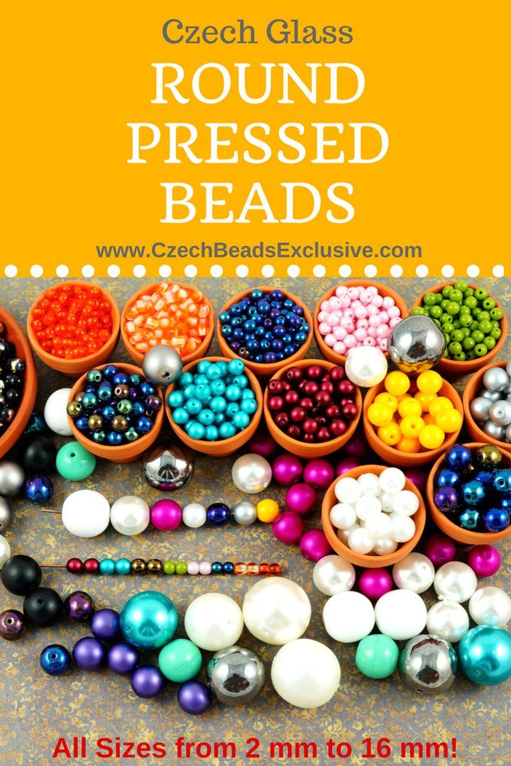 Czech Glass Round Druk Pressed Beads  Different Colors & Finishes! All Sizes from 2mm (tiny spacer beads) to 16mm! - Buy now with discount!  Hurry up - sold out very fast! www.CzechBeadsExclusive.com/+round+druk SAVE them! ⚡️Lowest price from manufacturer! Get free gift! 1 shipping costs - unlimited order quantity!  Worldwide super fast ✈️ shipping with tracking number! Get high wholesale discounts! Sold with  at http://www.CzechBeadsExclusive.com #CzechBeadsExclusive #czechbeads #bead…