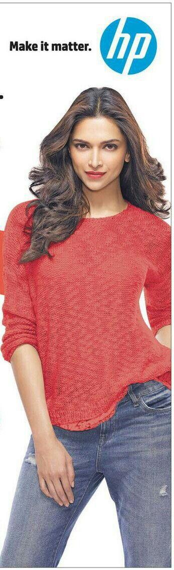 Deepika for HP.   Deepika Padukone   Pinterest