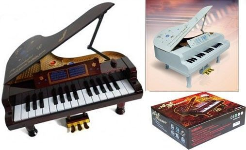 Musical Educational Piano Musical Toys Developmental Plaything For Baby Kids