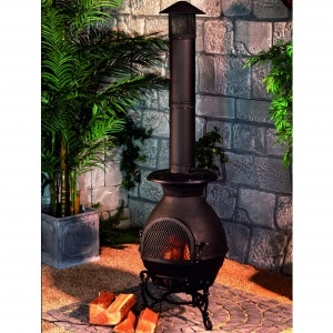 love this, for heating outdoors too