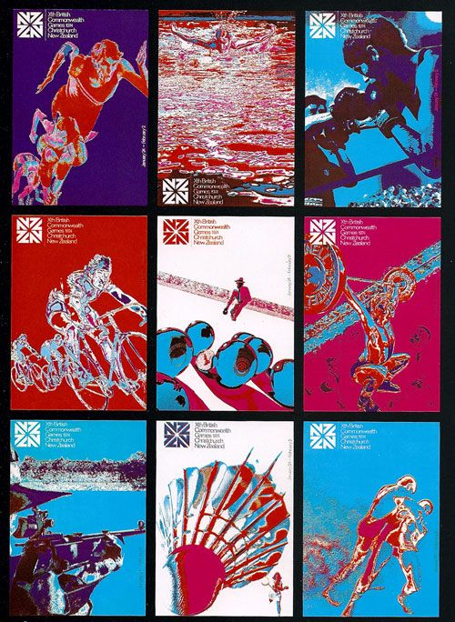 NZ Design Icons: 1974 Commonwealth Games