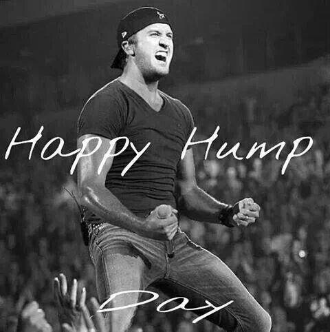 Luke Bryan Hump Day