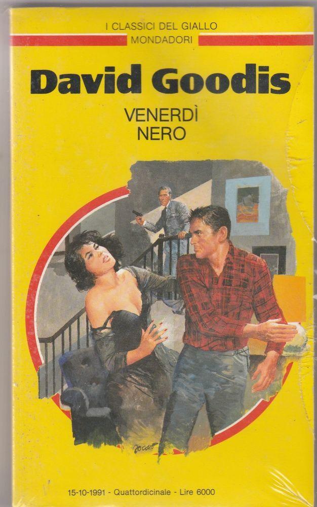 I Classici del Giallo Venerdì nero 1991 n. 645 6022
