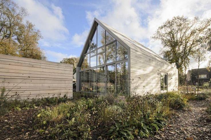 Nowoczesne domy od Blok Kats van Veen Architecten