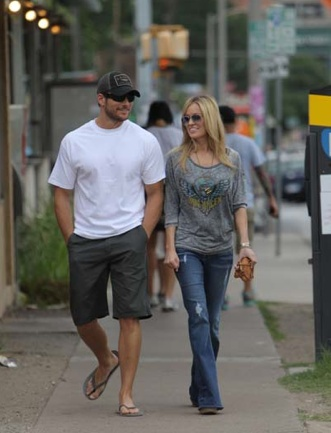 är Ashlee Frazier dating Brad Womack