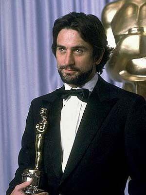 """""""You talking to me?"""" A young Robert De Niro"""