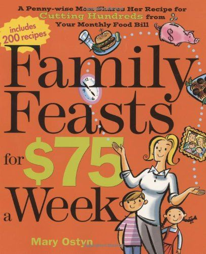 Family Feasts for ... http://www.amazon.com/dp/0848732960/ref=cm_sw_r_pi_dp_ssowvb1CTYAC1  -  Find used copies on amazon.com for under $3.00.