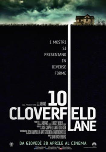 #Spettacoli: #10 CLOVERFIELD LANE da  (link: http://ift.tt/1MYD3Jk )